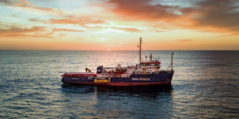Bild: Jone Stone/Sea-Watch.org